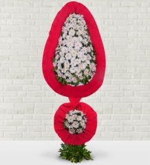 Beyaz Düğün Çiçekleri